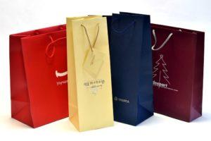 Заказать ламинированные бумажные пакеты с логотипом, Заказать ламинированные бумажные пакеты с надписью